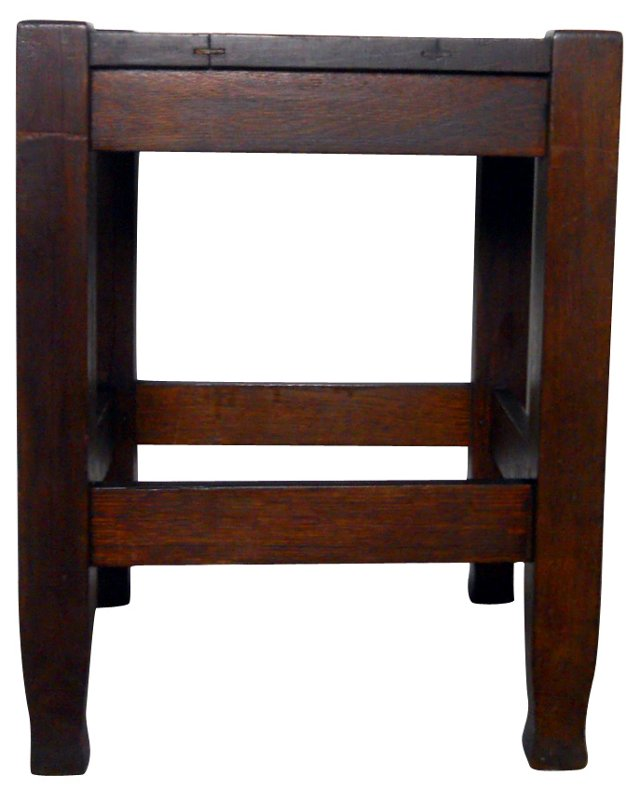 Mission   Accent  Table