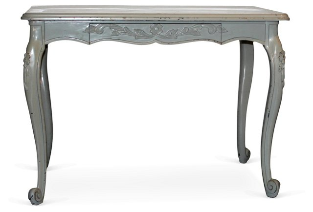 Lacquered  Writing Table