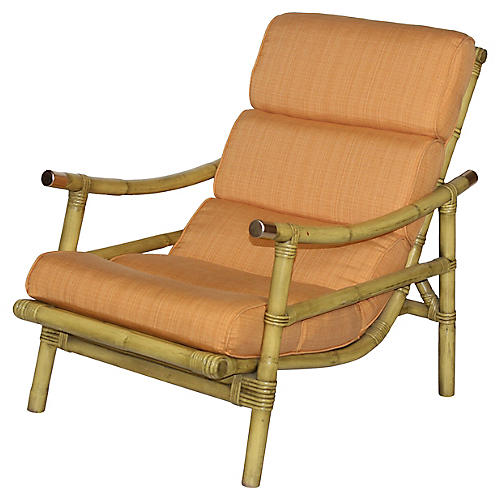 Bamboo Accent Chair