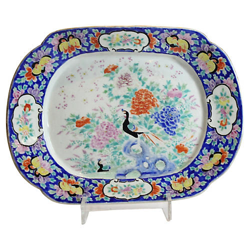 Chinese Serving Platter