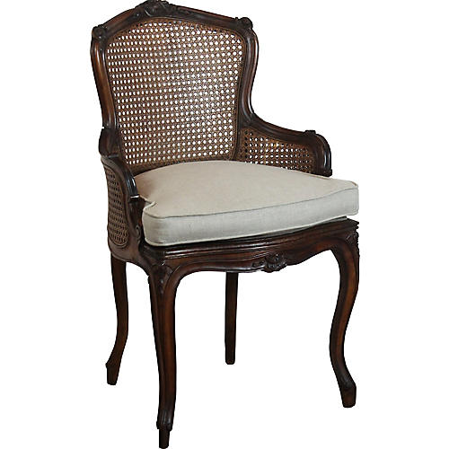 Louis XV Style Vanity Chair