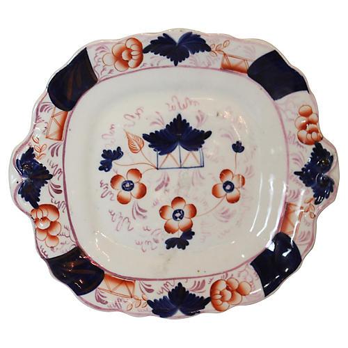 English Mason Platter