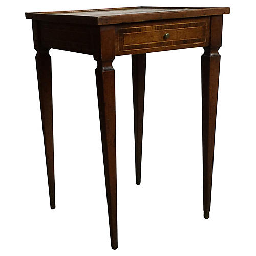 19th-C. Italian Side Table