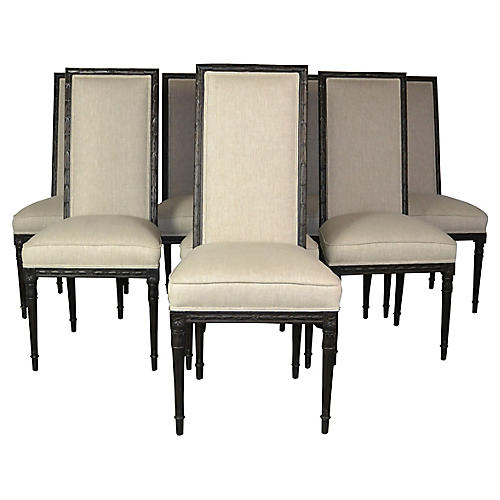 Dining Chairs S/8
