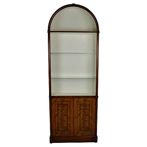 Arch Top Cabinet