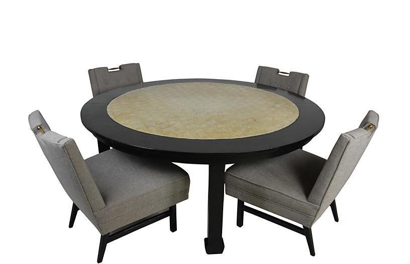 Lounge Dining Set S/5