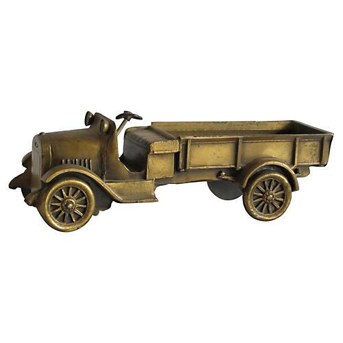 Brass Truck