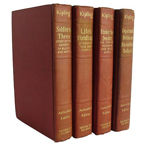 Works of Rudyard Kipling, S/4