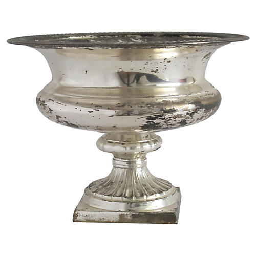 Silver-Plated Chalice