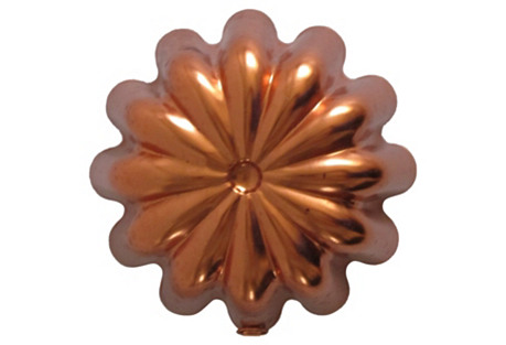 Copper Baking Mold