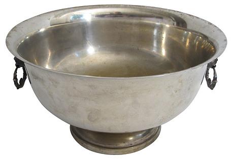 Sheffield Silver Champagne Bowl