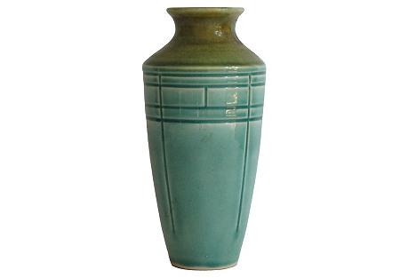 Art Deco-Style Vase