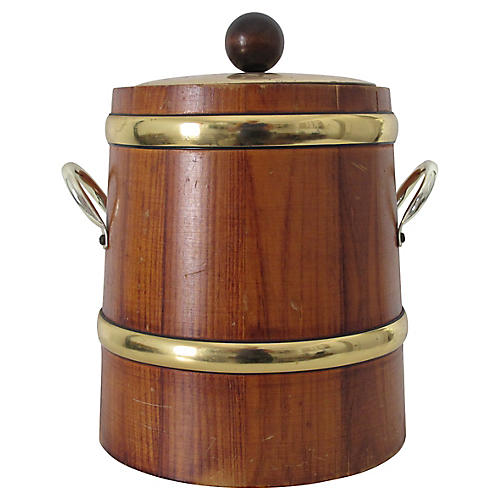 Barrel Ice Bucket