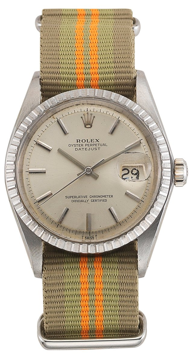 Rolex SS Oyster Perpetual Datejust
