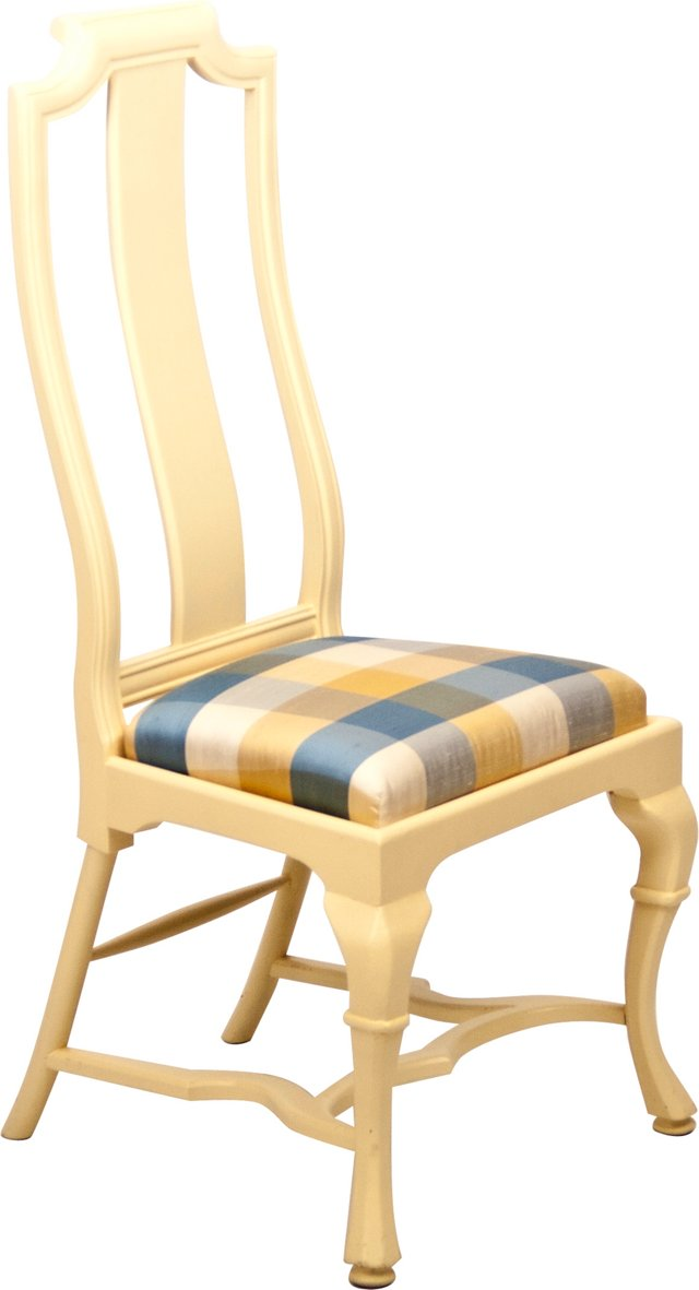 Queen Anne-Style Side Chair