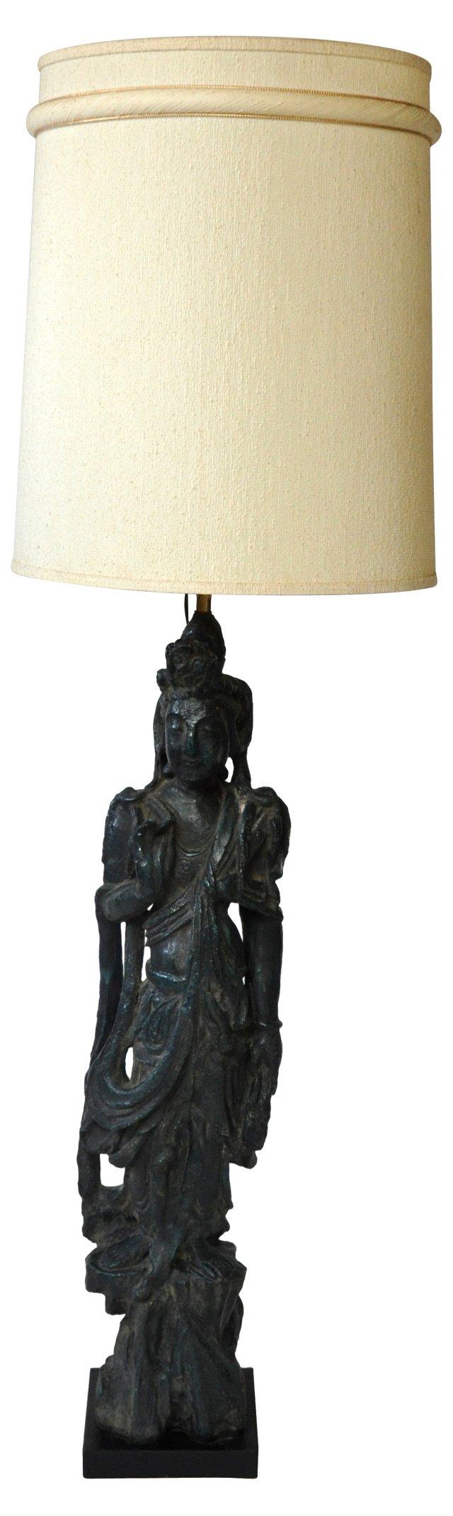 Goddess Floor Lamp
