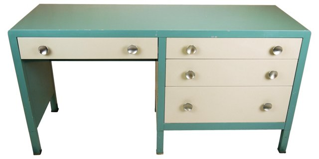 1940s Desk by Norman Bel Geddes