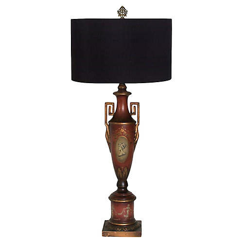Early 20th Century Neoclassical Lamp