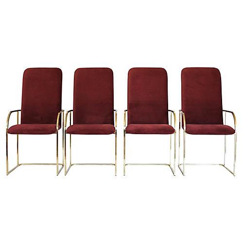 DIA Armchairs, S/4