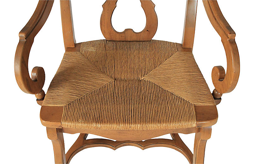 Thomasville Armchairs S 6 Furniture Vintage By