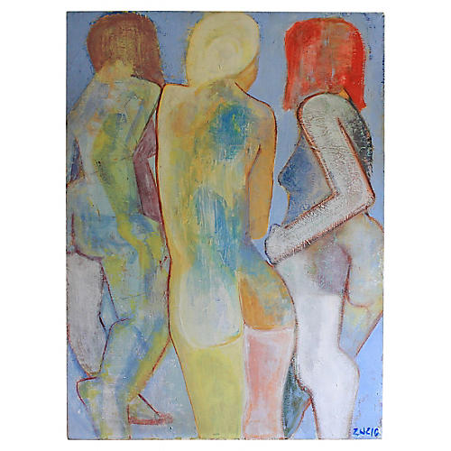 Abstract Nudes