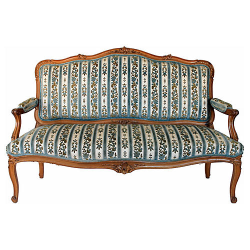 French Provincial Loveseat
