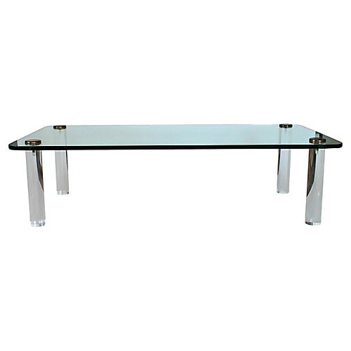 Rectangular Coffee Table by Pace