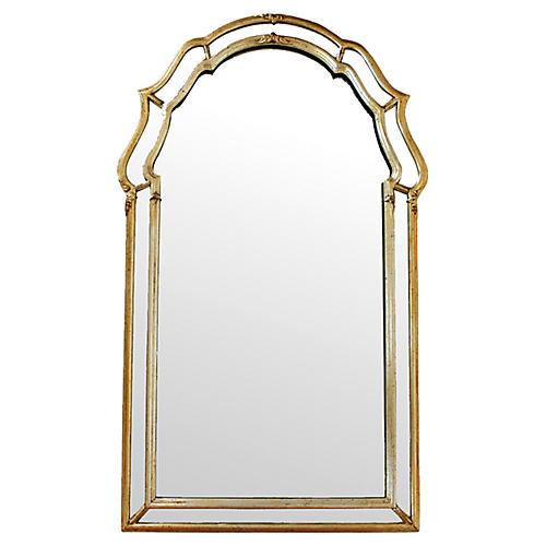 La Barge Keyhole Wall Mirror