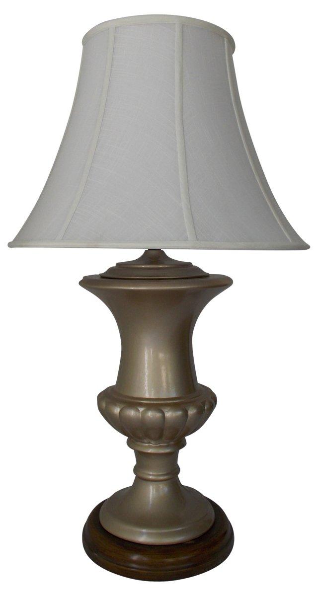 Golden Urn Table Lamp