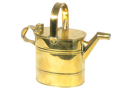 Antique English Watering Can