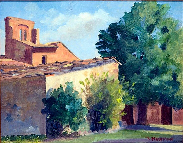 Montalcino Abbey