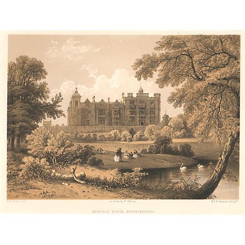 Hatifleld House, Hertfordshire