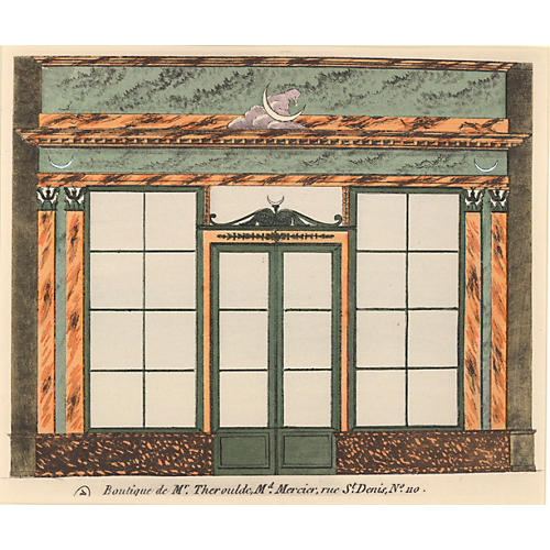 Parisian Boutique, 1925