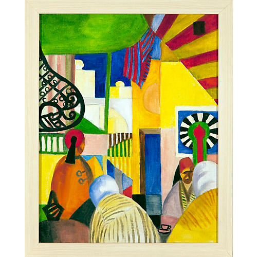 Homage to August Macke