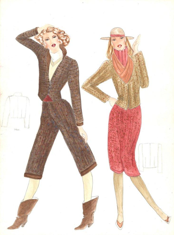 XXX  Fashion       Drawing