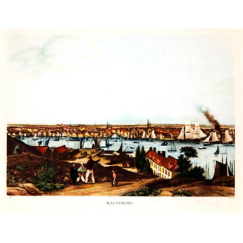 Baltimore Engraving