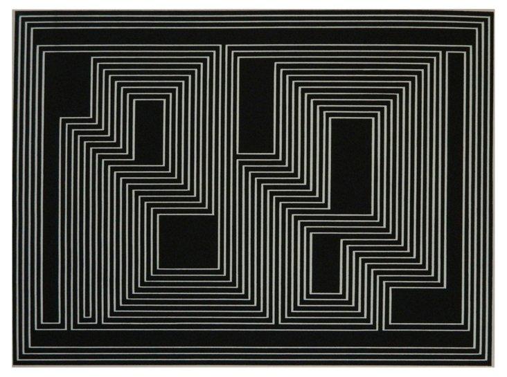 Screen Print by Josef Albers
