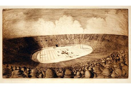 The Yale University Bowl