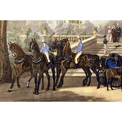 Horse & Carriage Outing