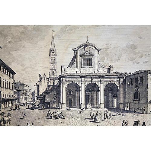 Church & Plaza of San Pier Maggiore