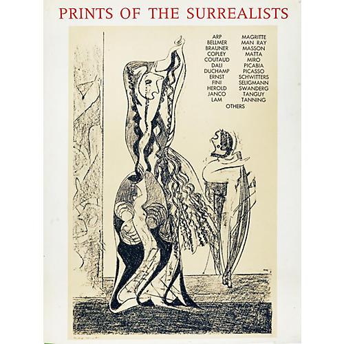 """Max Ernst """"The Ballet Dancers"""", 1950"""