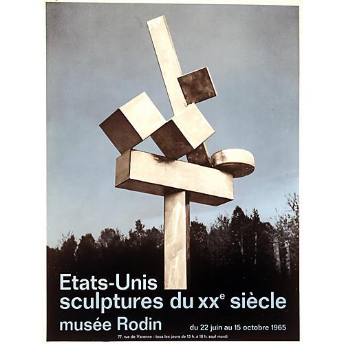 American Sculpture in Paris