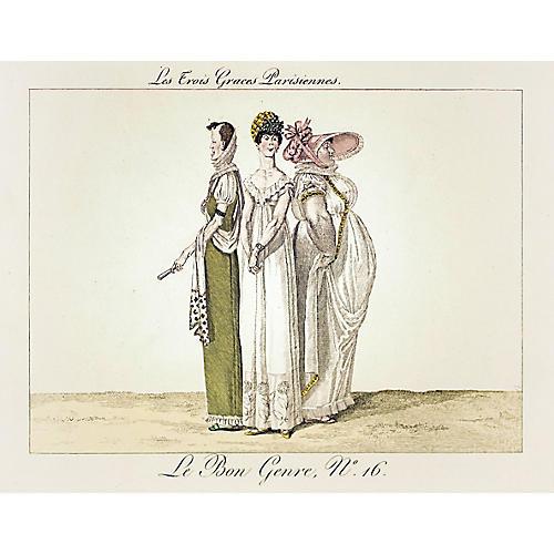 Paris Society, Le Bon Genre No. 16