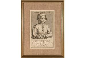 Early Hieronymus Bosch Portrait