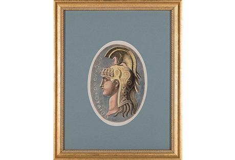 Portrait of Athena