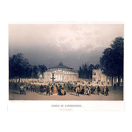 Cirque de L´Impératrice, Paris