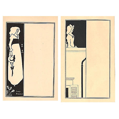 Aubrey Beardsley illustrations, S/2
