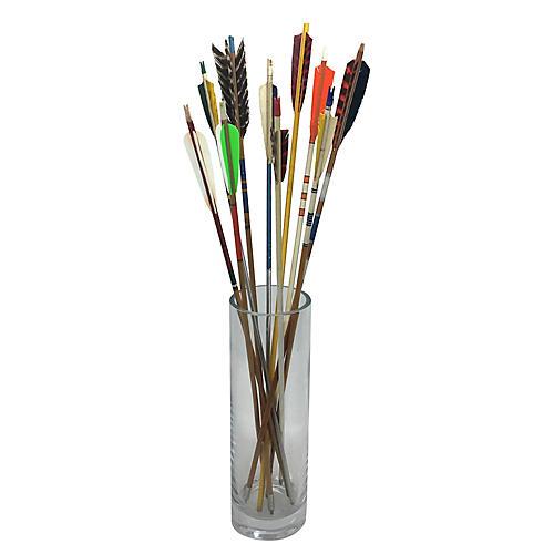 Midcentury Arrows, S/10