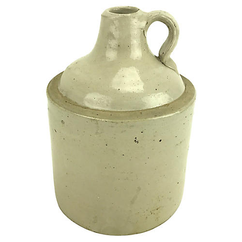 Antique Stoneware Crock/Jug
