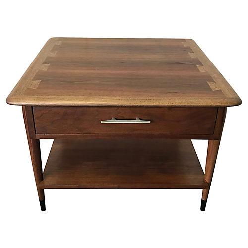 Lane Acclaim Corner End Table w/ Drawer